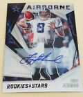 2020 Rookies And Stars Troy Aikman Prizim Auto Autograph 3 10 Dallas Cowboys!!