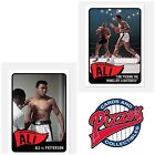 Muhammad Ali Boxing Cards and Autographed Memorabilia Guide 22