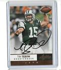 2012 Panini Absolute Tim Tebow #40 Auto Signed