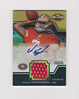 2011 Triple Threads Colin Kaepernick Rookie Autograph Jersey SP #d 07 25 *1 1*🔥