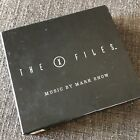 The X-Files Soundtrack Music by Mark Snow - Vol 1 - Limited Ed Box (4 CDs, 2011)