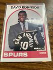 Salute to The Admiral! Top David Robinson Basketball Cards 22