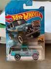 2020 Hot Wheels Jeepster Commando Super Treasure Hunt From Factory Sealed Case
