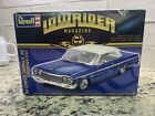 NEW OPEN BOX Revell Lowrider Magazine 64 Chevy Impala SS Collectible Model Kit
