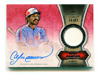 ANDRE DAWSON 2012 Topps 5 Five Star Auto Autograph Game Jersey Card HOF SP 39 43