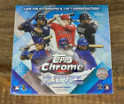 2020 Topps Chrome Update Series Sapphire Edition MLB Sealed Box Online Exclusive