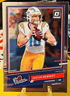 Top 2020 NFL Rookies Guide and Football Rookie Card Hot List 126