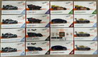 Hot Wheels Id Cars 2021 Factory Sealed Complete Case C of 16 Cars FXB02 998C