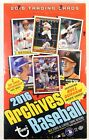 2016 TOPPS ARCHIVES BASEBALL HOBBY BOX SEALED BULL DURHAM