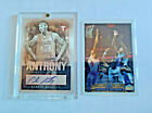 Carmelo Anthony 2003-04 Topps Chrome & Pristine Certified Rookie Autograph MINT