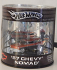 57 Chevy Nomad Bel Air Real Riders Hot Wheels Showcase Wagon Wheels Oil Can