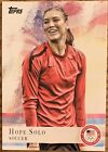 Hope Solo Cards, Rookie Cards and Autograph Memorabilia Buying Guide 17