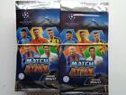 TOPPS MATCH ATTAX 2016 17 CARDS 50 PACKS UEFA Champions league Pulisic RC