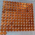 Lincoln Memorial  Shield Cents BU Complete Set Of 136 Coins 1959 2021 P D S