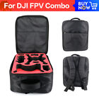 Waterproof Storage Travel Carrying Bag Case Box Backpack For DJI FPV Combo Drone