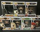 Funko Pop LOT of 7 - Exclusives, Movies, Star Wars, Rocks, Television, LE