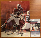 Terrell Owens Rookie Cards and Autographed Memorabilia Guide 48