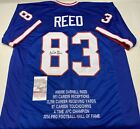 Andre Reed Cards, Rookie Card and Autographed Memorabilia Guide 29