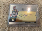 Ray Allen auto 2004-05 UD Upper Deck Authentic Signature Autograph SP AS-AL
