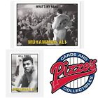2021 Topps Muhammad Ali The People's Champ Collection Cards 14