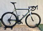 Cannondale Super Six 60cm Road Bike Dura Ace Zipp Wheels FSA StemBars