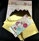 Recollections SUGARPLUMS Paper Pad Craftsmart PASTEL CHRISTMAS 766 Stickers Pad