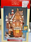 Lemax Village Collection Tannenbaum Christmas Shoppe 35845A Lighted House