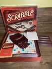 SCRABBLE DELUXE TURNTABLE EDITION Game 2001