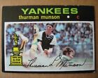 Top 10 Thurman Munson Baseball Cards 31