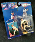 Kevin Brown, Florida Marlins - 1998 Starting Lineup – Figurine and Card