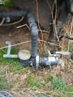 HOT TUB SPA PUMP and motor HD sta rite and posi flow tank 3 pieces used