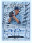 2013 Topps Finest Baseball Rookie Autographs Guide 35