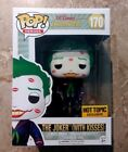 Funko Pop The Joker with Kisses Hot topic Exclusive #170 DC Bombshells