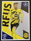 2020-21 Topps UEFA Champions League Sticker Collection 25