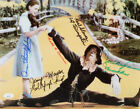 The Wizard of Oz Signed by 5 Cast Members Autographed 11x14 Picture Munchkins