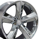 20 Replacement Wheel for Dodge Challenger Charger SRT Wheel DG05 20x9 Chrome