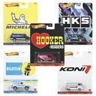 Hot Wheels 2021 Pop Culture Dash K Speed Shop Garage Set of 5 1 64 Diecast