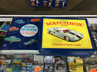 Vintage Matchbox Diecast Car Lot Of 36 W 2 Collector Cases See Pics