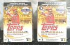 2013 TOPPS SERIES 2 BLASTER BOX LOT OF 2 ! NEW & SEALED PATCH CARD ! 10 PACKS EA