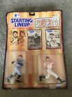 1989 Starting Lineups Baseball Greats Babe Ruth and Lou Gehrig