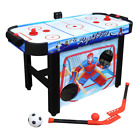 Rapid Fire 42 in 3 in 1 Air Hockey Multi Game Table