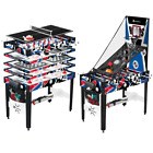 48 in 12 in 1 Multi Game Table