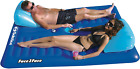 Swimming Pool Mattress Float Floating Inflatable OPPOSED Lounger 2 Person Beach