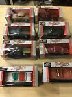 Eight O Scale Road Signature Collectors Edition Cars Set Of 8