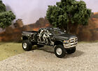 2018 Dodge Ram 3500 Lifted 4x4 Dually Custom 1 64 Diecast Truck Farm Diesel