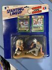 Alan Trammell & Jose Canseco 1989 One on One Kenner SLU Figures Freeship