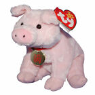 Ty Beanie Baby Zodiac Pig - MWMT (Pig Chinese Asia Pacific Exclusive 2007)