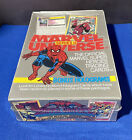1991 Marvel Universe Series 2 II Factory Sealed Box, 36 packs Impel Holograms