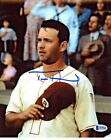 Tom Hanks Autographed 8x10 A League of Their Own Anthem Photo Beckett BAS COA