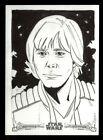 2018 Topps Star Wars A New Hope Black and White Trading Cards 25